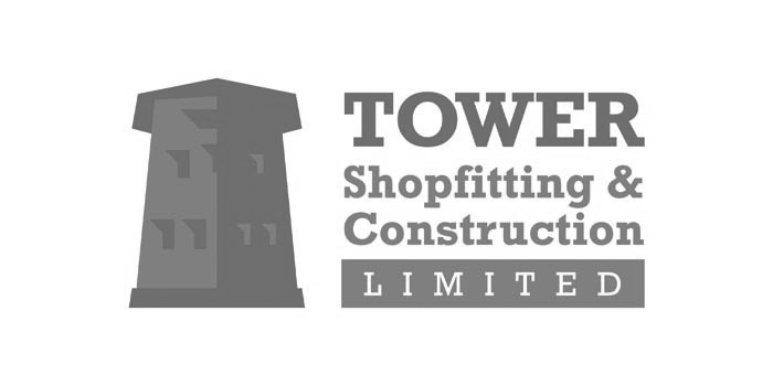 Tower Shopfitting & Construction Jersey Logo