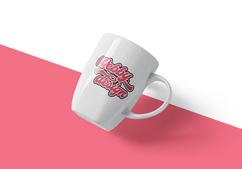 Webby Design Branded Products Cups Mugs Pens Umbrellas