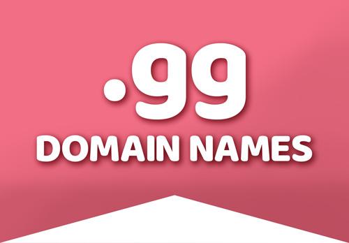 Webby Design Domain Names .gg