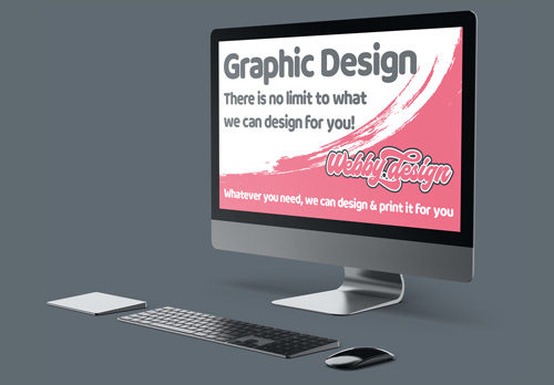 Webby Design Jersey Graphic Design Service