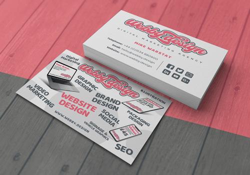 Webby Design Graphic Design and Print Design