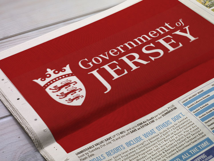 Webby Design Jersey Official Advertising Agency for Government of Jersey