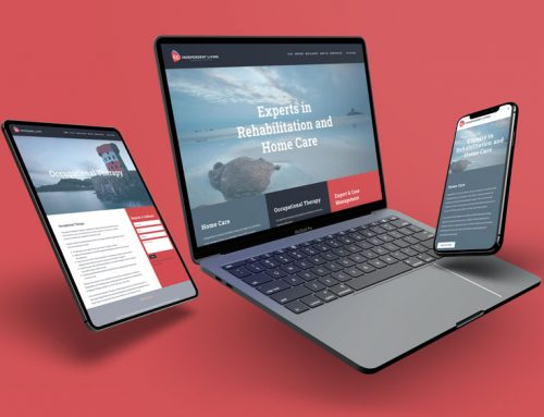 Independent Living Consultants – Branding & Website Design