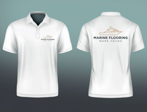 Mark Young Marine Flooring – Promotional Products – Polo Shirts
