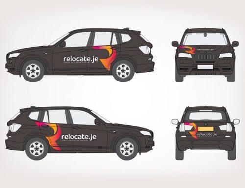Relocate.je – Vehicle Livery Design